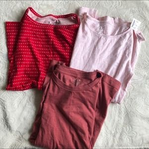 Bundle of 3 j.crew tops